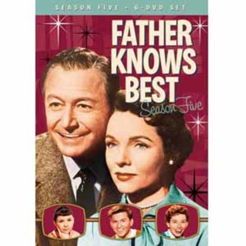 Father Knows Best: Season Five [6 Discs]