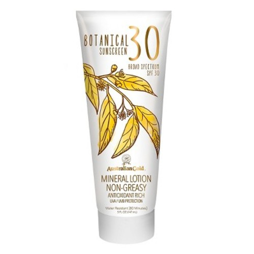 Australian Gold Botanical Mineral Sunscreen Lotion - SPF30 - 5oz