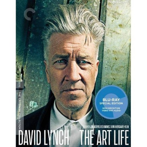 Criterion Collection: David Lynch: The Art Life [Blu-Ray]