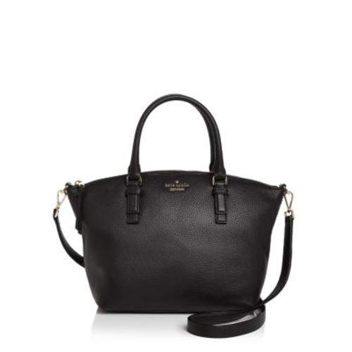 KATE SPADE NEW YORK Jackson Street Dixon Small Leather Satchel