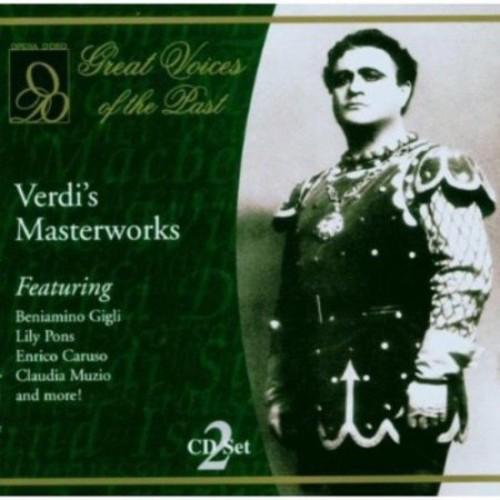 Verdi's Masterworks CD (2002)