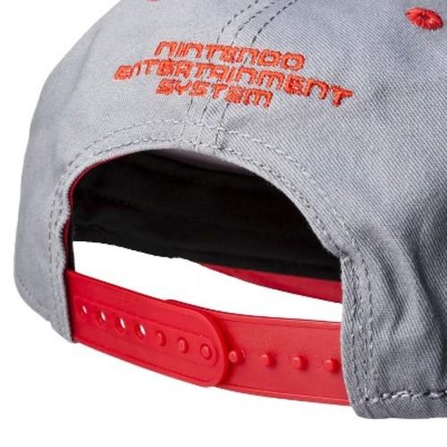 Men's Nintendo Baseball Hat