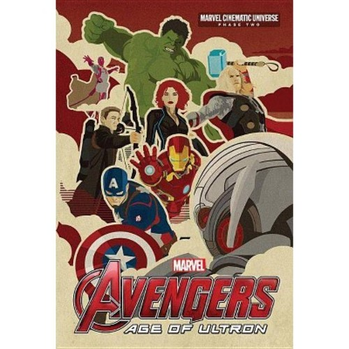 Marvel Avengers: Age of Ultron : Phase Two (Hardcover)