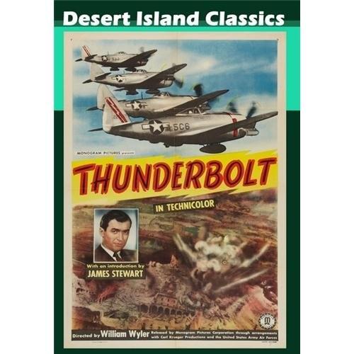 Thunderbolt: James Stewart, John Sturges, William Wyler: Movies & TV
