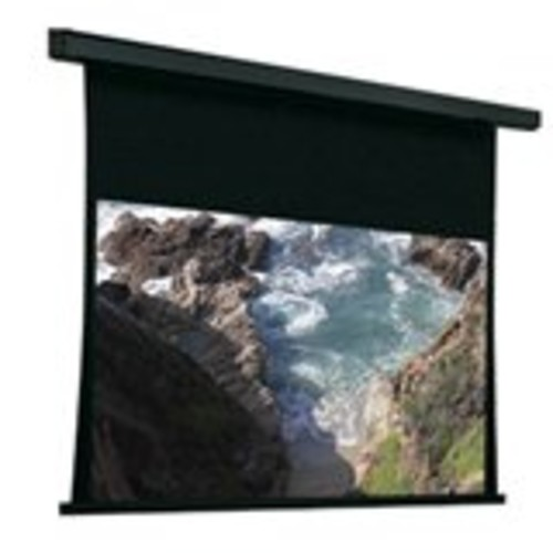 Premier Motorized Projection Screen 96X96IN M1300: Home Audio & Theater