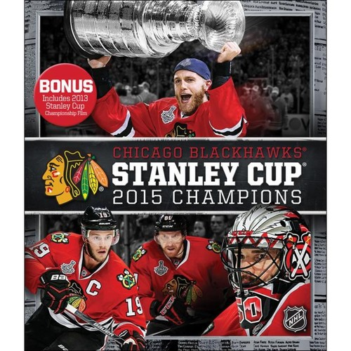 2015 Stanley Cup Champions [Blu-ray] [2015]
