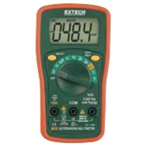 Extech MN36 Digital Mini MultiMeter [MN36 Auto Ranging Multimeter]
