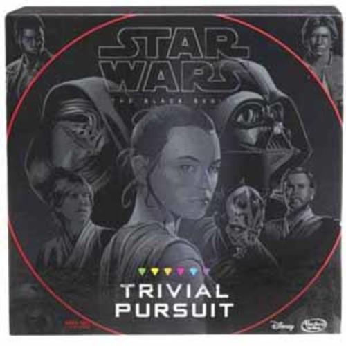 Hasbro Trivial Pursuit : Star Wars The Black Series Edition