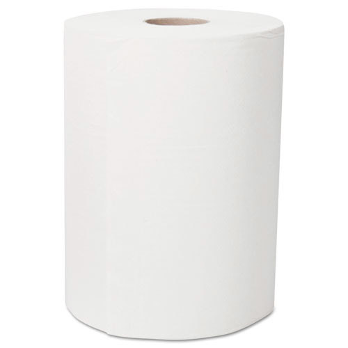 Kleenex Ultra Soft Slimroll Hard Roll Towel, 2-Ply, 7.87 x 262 ft, White, 6/Carton (KCC43753)