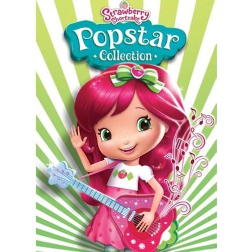Strawberry Shortcake: Shortcake Popstar Collection (DVD)
