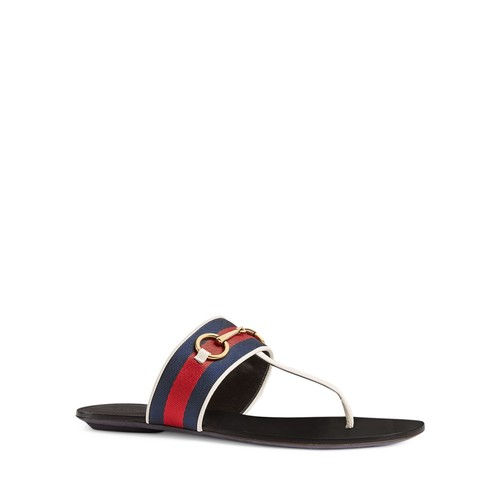 GUCCI Querelle Thong Sandals