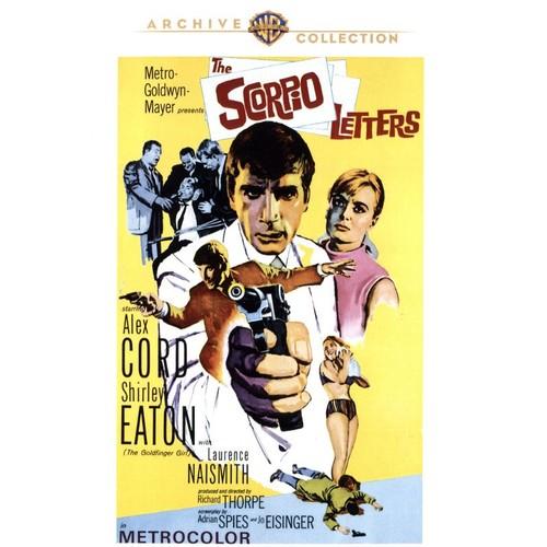 The Scorpio Letters [DVD] [1967]