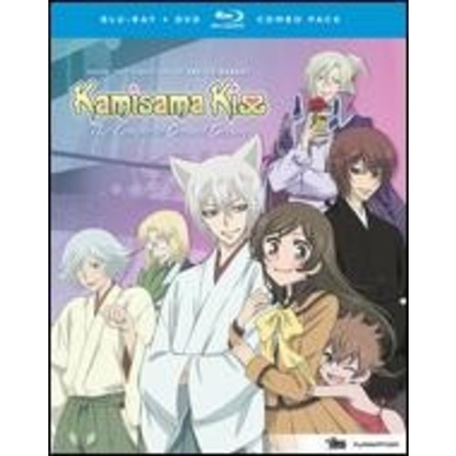 Kamisama Kiss: The Complete Second Season [Blu-ray/DVD] [4 Discs]