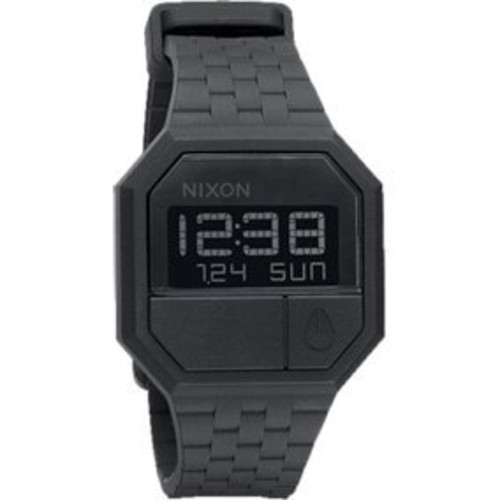 Men's Re-Run Watch Color: Black/Black