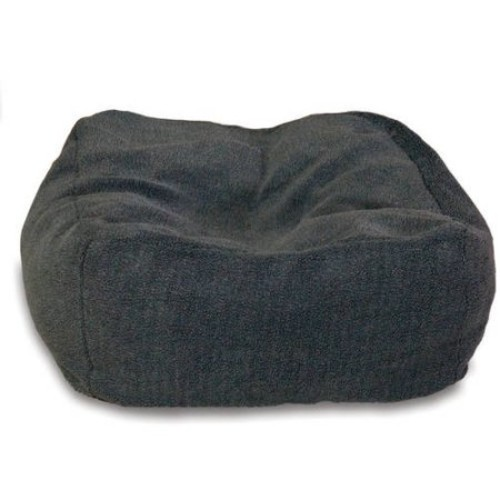 K&H Pet Products Cuddle Cube Dog Bed, Large, Gray