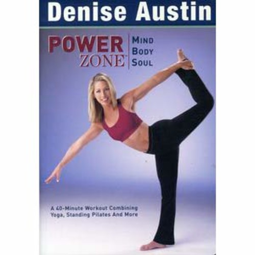 Denise Austin: Power Zone - Mind, Body, Soul P&S DDS2.0