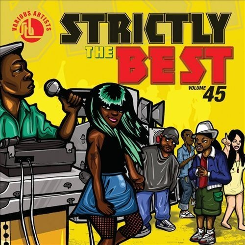 Strictly the Best, Vol. 45 [CD]