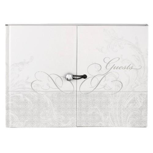 Gatefold Wedding Guest Book