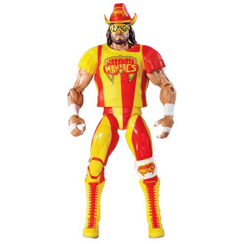 WWE Macho Man Randy Savage - Elite 44 Toy Wrestling Action Figure
