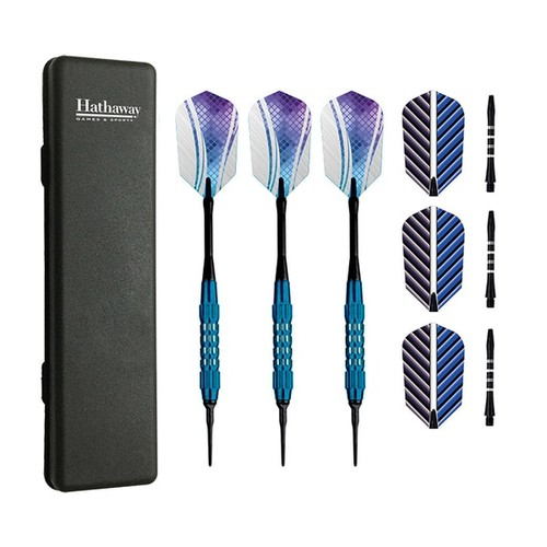 Galaxy Soft Tip Darts (Set of 3_