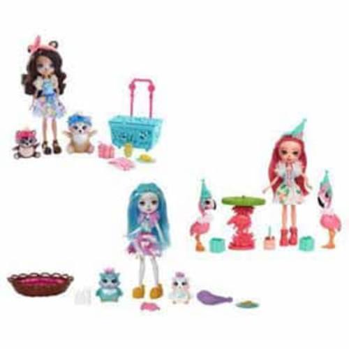 Mattel Enchantimals Theme Sets - *Assortment