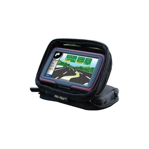 Bracketron UFM-300-BX Nav-Pack Weighted GPS Dash Mount/Carrying Case [Nav-Pack 300]