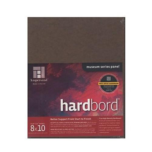 Ampersand Hardbord 8 In. X 10 In. Each [Pack Of 5] (5PK-HB08)
