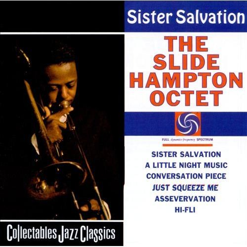 Sister Salvation [CD]