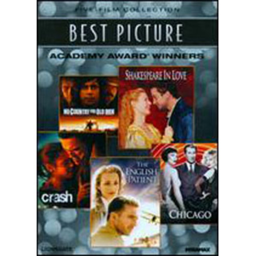 Best Picture Academy Award Winners: Five-Film Collection [5 Discs]