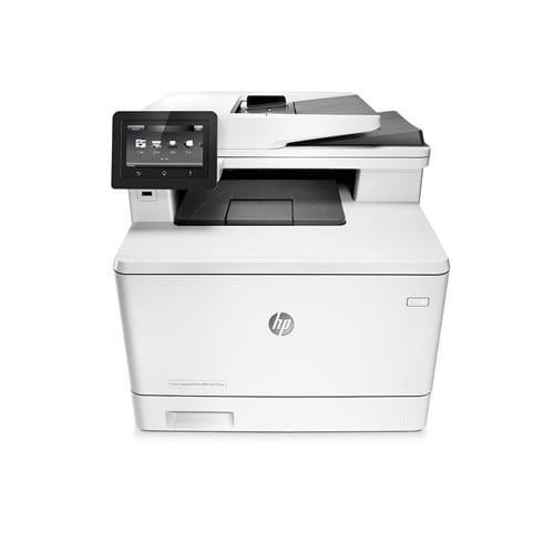 HP LaserJet Pro M477FDW HP LaserJet Pro M477FDW