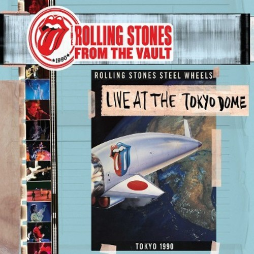 From the Vault: Live at the Tokyo Dome 1990 [CD & DVD]