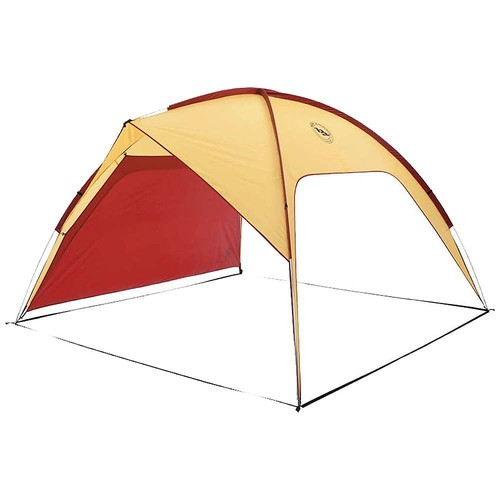 Big Agnes Three Forks Shelter, Yellow/Red