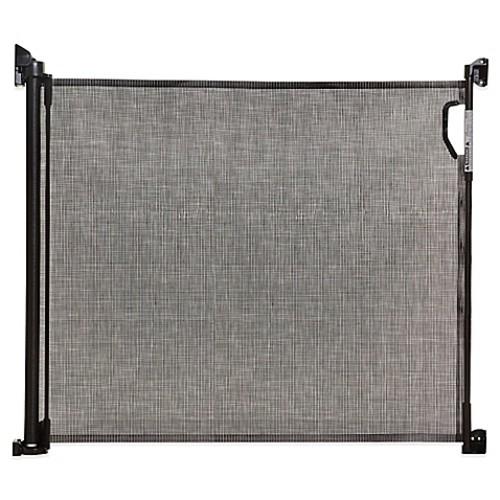 Dreambaby Indoor/Outdoor Retractable Gate in Black
