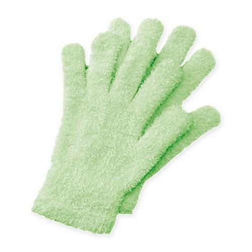 bucky Aloe Infused Spa Gloves in Mint