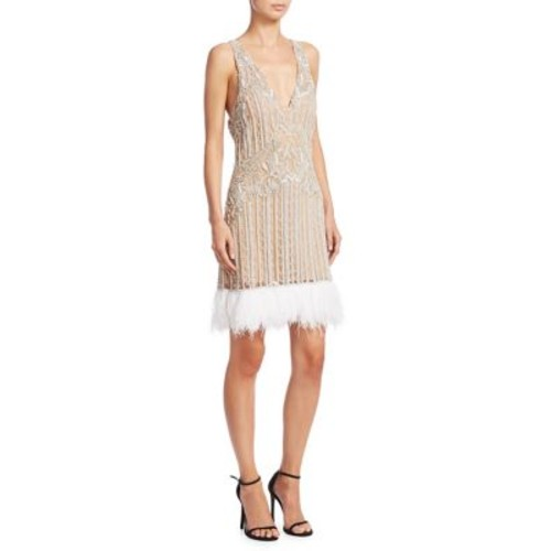 JONATHAN SIMKHAI Diamond Cocktail Dress