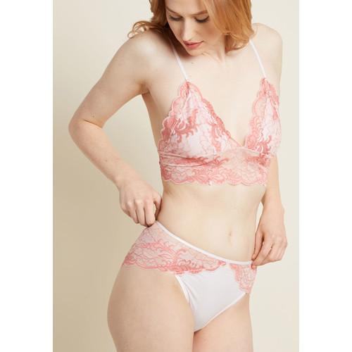 Sense of Serenity Lace Panties