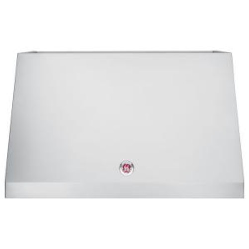 GE Cafe 36 in. Commercial Hood in Stainless Steel