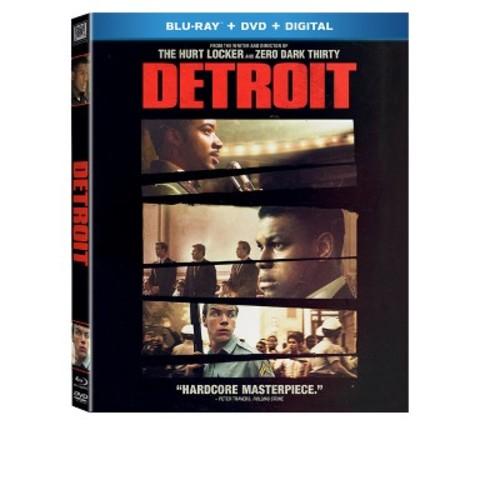 Detroit (Blu-ray + DVD + Digital)