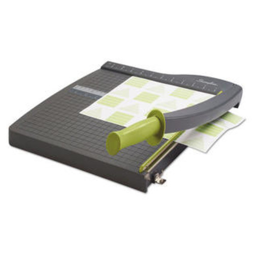 Swingline 9312A Classiccut Lite Paper Trimmer, 10 Sheets, Durable Plastic Base, 13 X 19 1/2