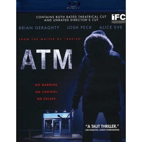 Atm [Blu-ray]: Josh Peck, Alice Eve, David Brooks: Movies & TV
