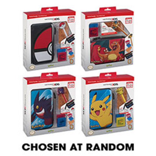 Nintendo 3DS XL Pokemon Essentials Starter Kit