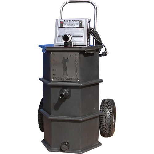 Hydro Vacuum Portable High-Volume Water Capture/Transfer System  30 GPM, Model# RPV30E1-NH