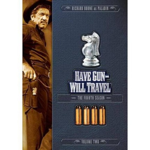 Have gun will travel:Season 4 vol 2 (DVD)