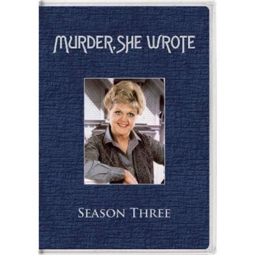 Murder, She Wrote: Season Three [6 Discs] [DVD]