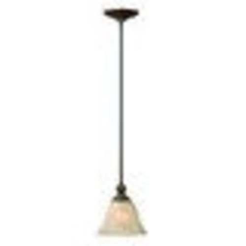 Hinkley Lighting 4667-GU24 1 Light Title 24 Fluorescent Mini Pendant from the Bolla Collection