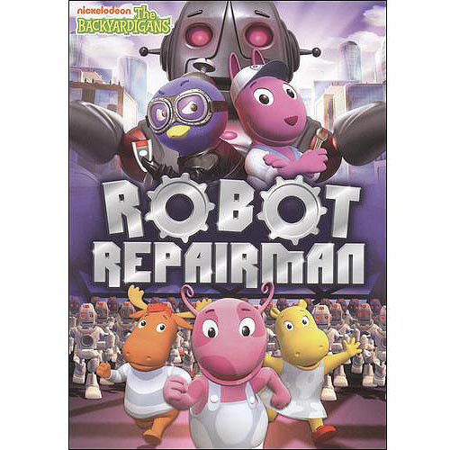 The Backyardigans: Robot Repairman [DVD]