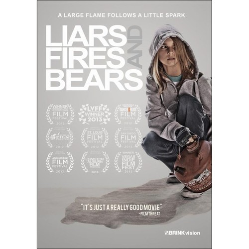 Liars, Fires and Bears [DVD] [2012]