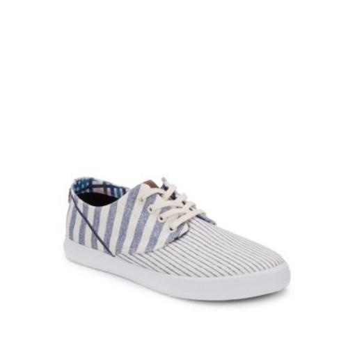 Ben Sherman - Ron Pinstripe Sneakers