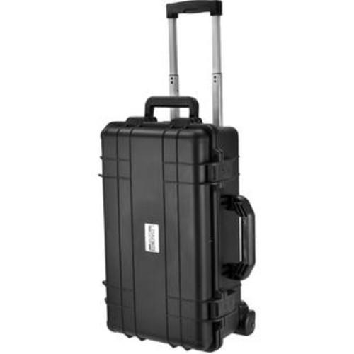Barska Loaded Gear HD-500 Watertight Black Plastic Hard Case with Foam Liner