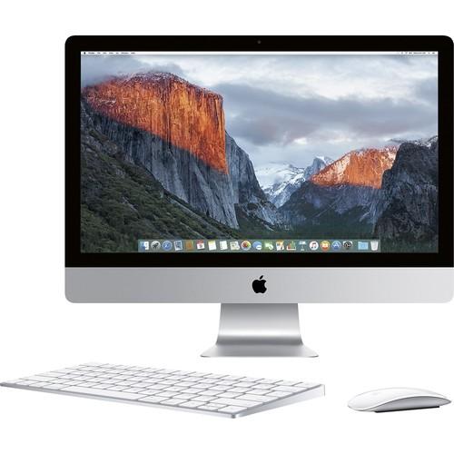 Apple 21.5 iMac, 2.8GHz Quad-Core Intel Core i5 , 8GB RAM, 1TB Hard Drive, Intel Iris Pro Graphics 6200,(MK442LL/A)